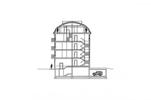 Lucrari, proiecte Mansardare de bloc, POLONIA VELUX - Poza 1