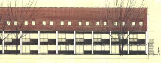 Parcul Soelleroed, case aliniate, DANEMARCA VELUX - Poza 1