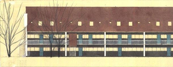 Parcul Soelleroed, case aliniate, DANEMARCA VELUX - Poza 9