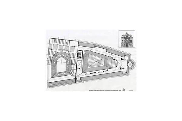 Biblioteca Universitara, vechiul palat si noua extindere, UNGARIA VELUX - Poza 1