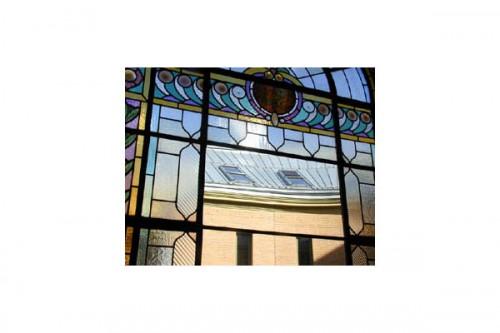 Lucrari de referinta Biblioteca Universitara, vechiul palat si noua extindere, UNGARIA VELUX - Poza 4