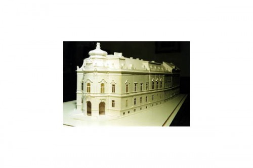 Lucrari, proiecte Biblioteca Universitara, vechiul palat si noua extindere, UNGARIA VELUX - Poza 6