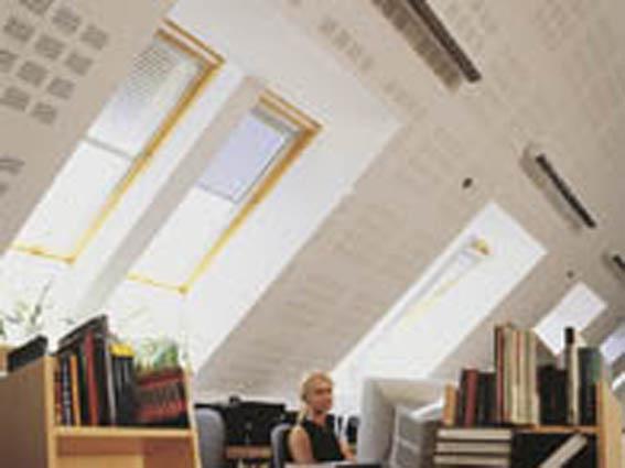 Biblioteca Universitara, vechiul palat si noua extindere, UNGARIA VELUX - Poza 7