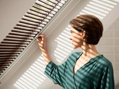 Jaluzele pentru ferestre de mansarda PAL Jaluzele pentru ferestre de mansarda