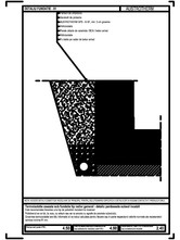 Termoizolatie asezata sub fundatie tip radier general - detaliu pardoseala subsol incalzit AUSTROTHERM