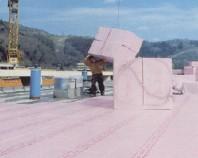Termoizolatii din polistiren extrudat pentru terase inversate, circulabile, necirculabile sau gradina