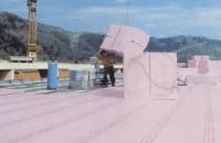 Termoizolatii din polistiren extrudat pentru terase inversate, circulabile, necirculabile sau gradina AUSTROTHERM