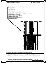 Perete exterior pe structura usoara - detaliu de fereastra, partea inferioara AUSTROTHERM