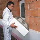 Termoizolatii din polistiren expandat pentru termosisteme, fatade ventilate sau tencuite noi si reabilitate AUSTROTHERM
