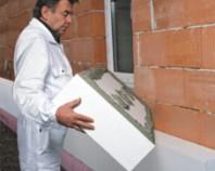 Termoizolatii din polistiren expandat pentru termosisteme, fatade ventilate sau tencuite noi si reabilitate