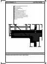 Pardoseala pe placa de beton armat in consola - detaliu de balcon