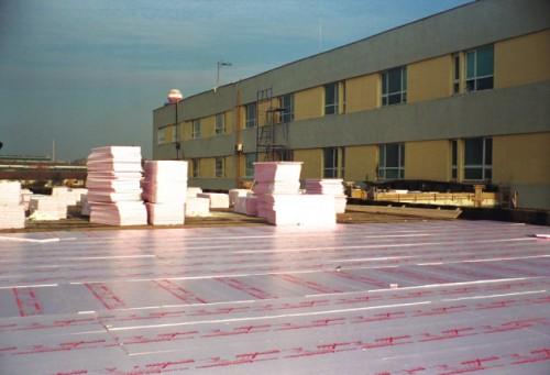 Termoizolatii din polistiren expandat pentru terase circulabile sau necirculabile AUSTROTHERM - Poza 3