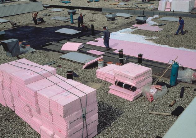 Termoizolatii din polistiren expandat pentru terase circulabile sau necirculabile AUSTROTHERM - Poza 9
