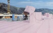 Termoizolatii din polistiren expandat pentru terase circulabile sau necirculabile Austrotherm ofera trei tipuri de produse din polistiren expandat, cu rezistenta mare la compresiune, foarte greu permeabile si rezistente la ciclurile de inghet-dezghet, recomandate pentru termoizolarea teraselor atat pentru cladiri rezidentiale cat si pentru cladiri comerciale sau industriale: Austrotherm EPS® A100; Austrotherm EPS® A150; Austrotherm EPS® A200.