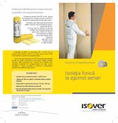 Izolarea fonica a peretilor de compartimentare ISOVER
