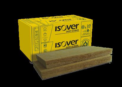 Termoizolatii din vata bazaltica pentru protectie la foc ISOVER