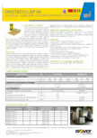 Saltele lamelare din vata minerala bazaltica ISOVER - ORSTECH LSP 40
