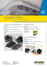 Consumabile Climaver ISOVER