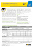 Panouri rigide din vata minerala de sticla ISOVER - Climaver A2 Neto