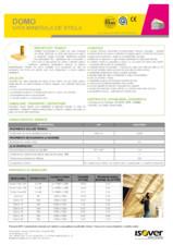 Saltele de vata minerala de sticla ISOVER