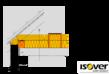 Termoizolatie pentru pod necirculabil / Termoizolatii din vata de sticla pentru poduri circulabile si necirculabile / Saint-Gobain ISOVER