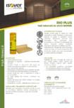 Saltele de vata minerala de sticla ISOVER - RIO PLUS