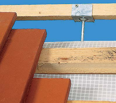 Suport metalic de fixare sipca coama BRAMAC - Poza 7