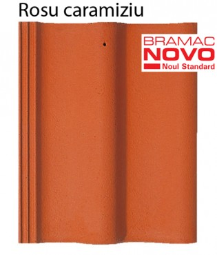 Tigla profilata din beton BRAMAC - Poza 2