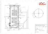 Schita dimensionala FW 200 solo BRAMAC