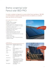 Panou solar BRAMAC