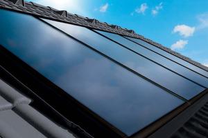 Sisteme de panouri solare si accesorii Incastrate in invelitoare sau cu montaj pe acoperis, panourile solare Bramac sunt eficiente, au un design placut si corespund tehnologiei de ultima generatie.