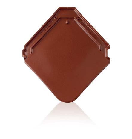 Tigla ceramica BRAMAC - Poza 1