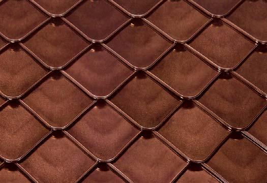 Tigla ceramica BRAMAC - Poza 2