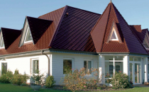 Tigla ceramica Produsa din materii prime naturale, tigla ceramica BRAMAC confera acoperisului casei un farmec aparte. Este disponibila intr-o gama variata de modele.