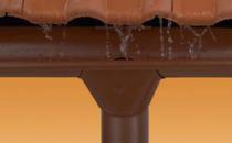 Sisteme de jgheaburi si burlane Sistemele de jgheaburi si burlane Bramac, pentru colectarea si evacuarea apelor pluviale, sunt rezistente la coroziune, variatii de temperatura si ultraviolete.