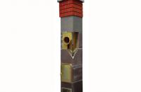 Cosuri de fum prefabricate din module ceramice BRAMAC DIVIZIA SCHIEDEL
