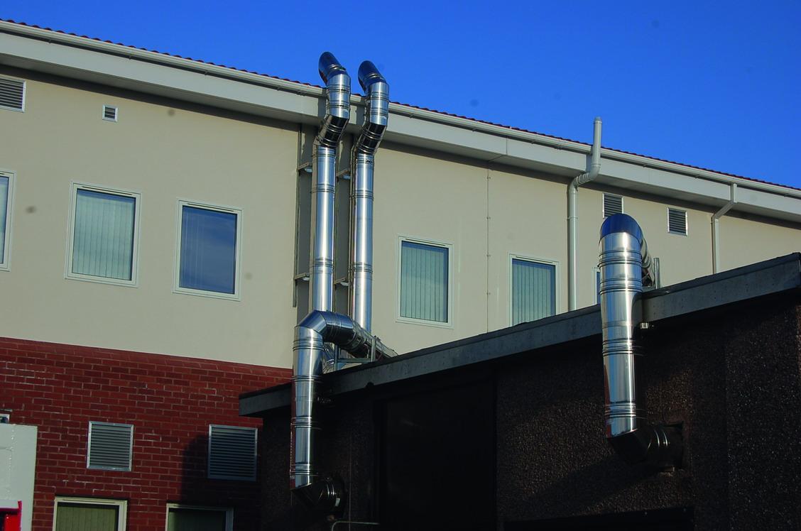 Sistem de cosuri de fum din otel inoxidabil BRAMAC DIVIZIA SCHIEDEL - Poza 9
