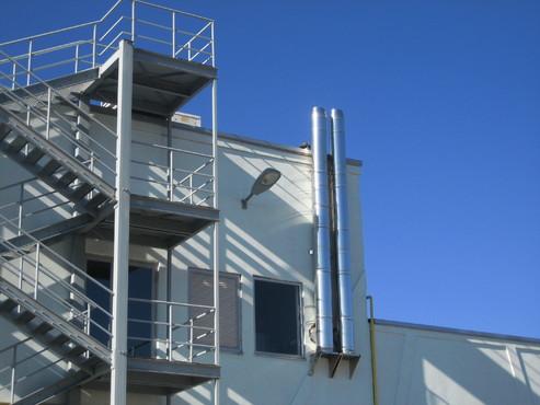 Sistem de cosuri de fum din otel inoxidabil BRAMAC DIVIZIA SCHIEDEL - Poza 4