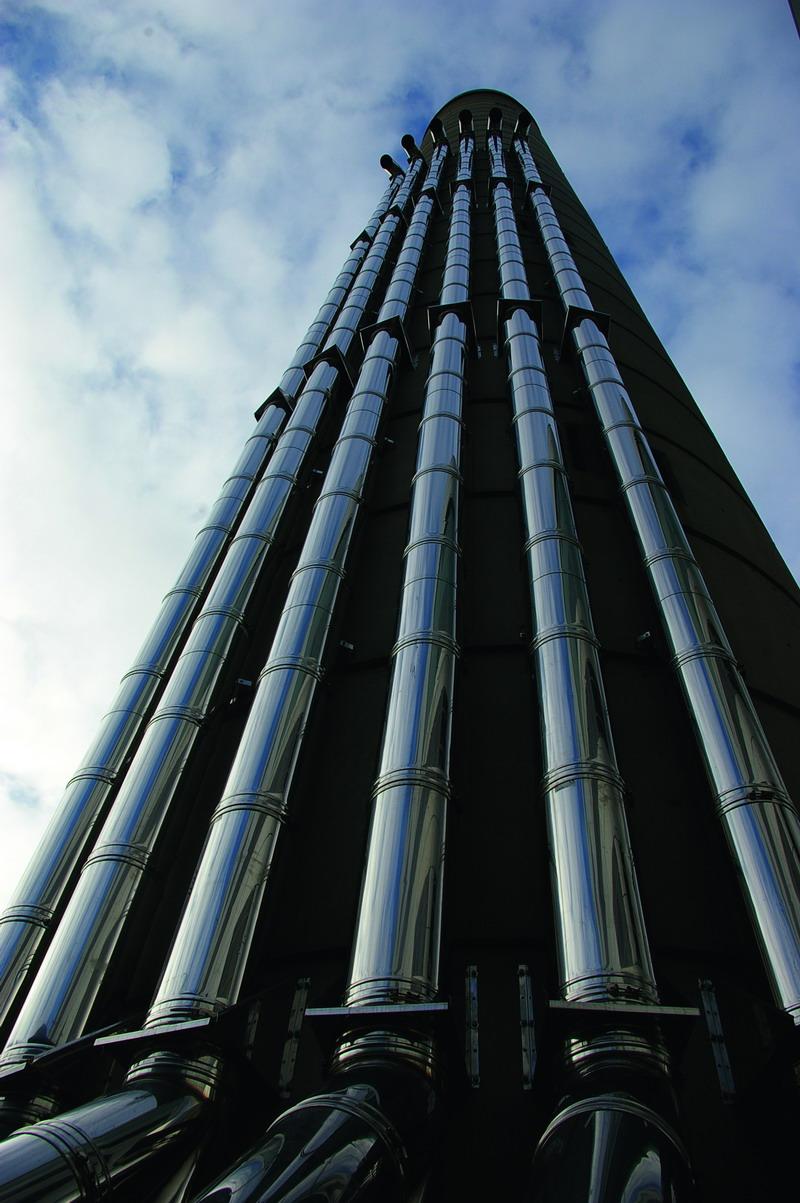Sistem de cosuri de fum din otel inoxidabil BRAMAC DIVIZIA SCHIEDEL - Poza 2