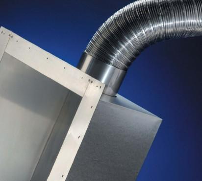 Sistem de racordare flexibil pentru cosuri de fum BRAMAC DIVIZIA SCHIEDEL - Poza 2