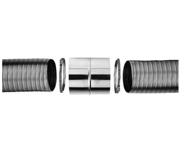Sistem de racordare flexibil pentru cosuri de fum BRAMAC DIVIZIA SCHIEDEL - Poza 5