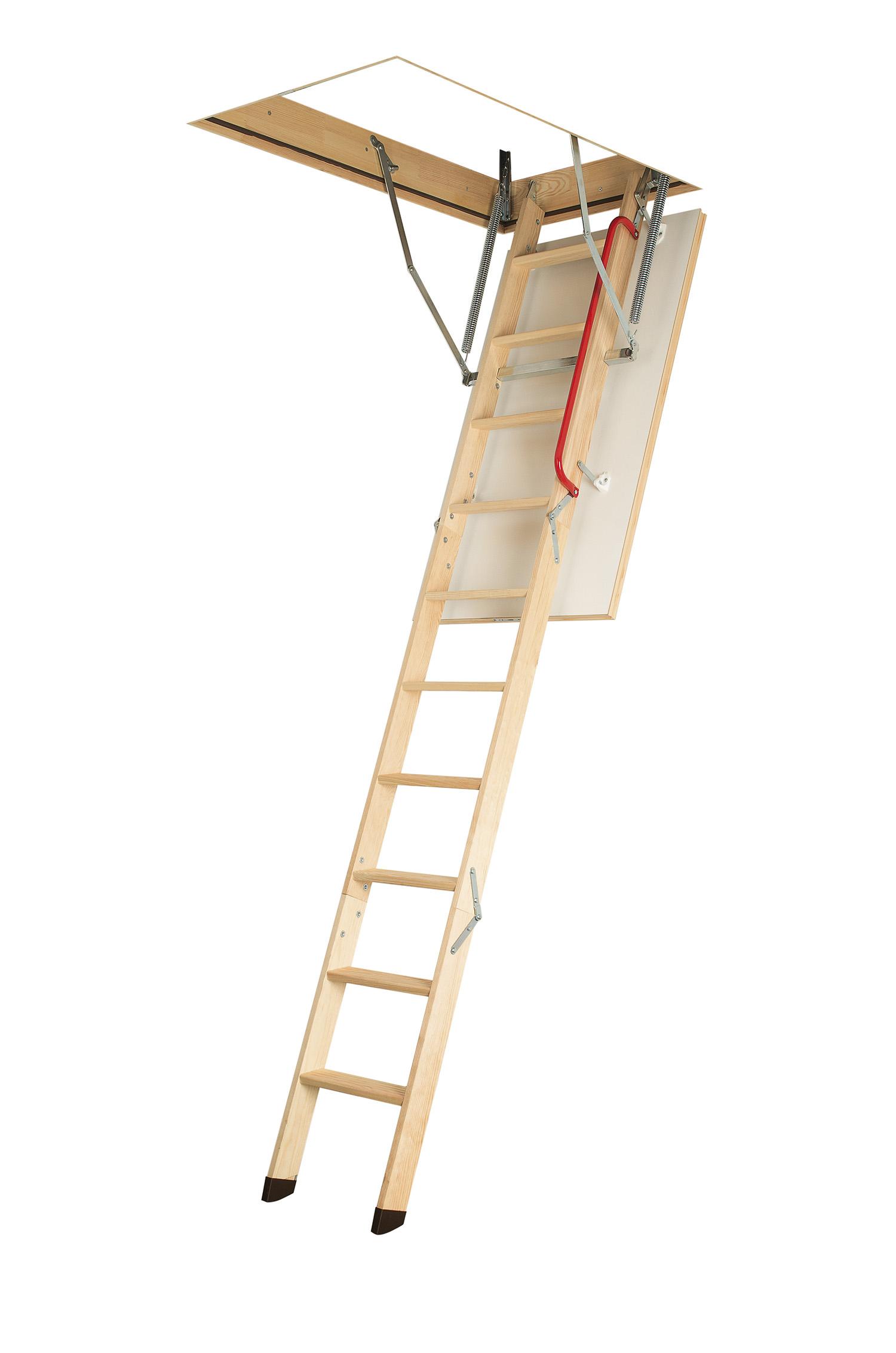 Scari modulare din lemn pentru acces la pod FAKRO - Poza 5