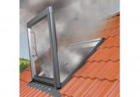 Ferestre de evacuare a fumului pentru acoperis cu panta intre 20 si 60 de grade