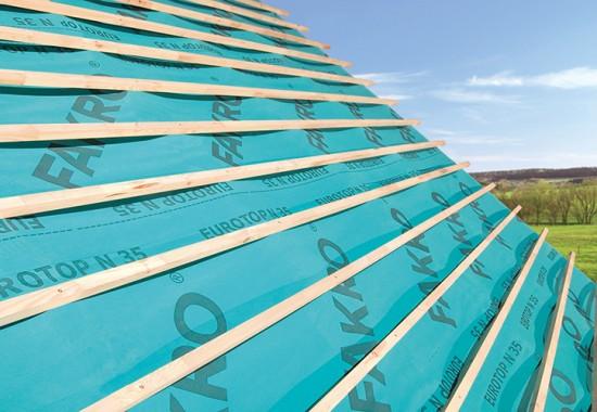 Folii bariera de vapori pentru acoperis FAKRO