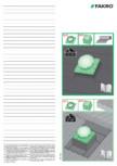 Instructiuni montaj pentru tunele de lumina  FAKRO - SLT, SRT