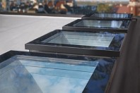 Ferestre pentru acoperis tip terasa