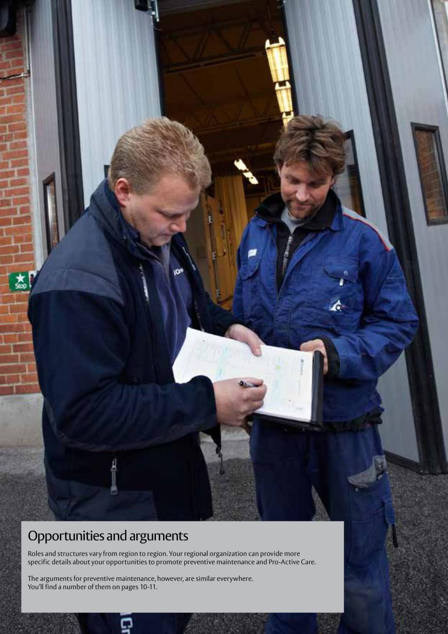 Pagina 9 - Servicii Assa Abloy Entrance Systems  Catalog, brosura Engleza ew option is the Gold...