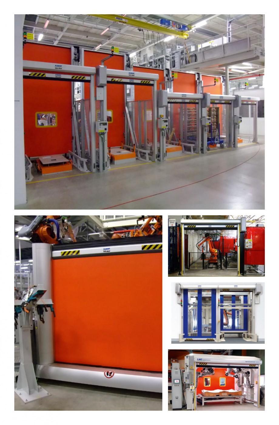 Pagina 5 - Usi industriale de inalta performata ASSA ABLOY RapidProtectTM 100, RapidProtectTM 300,...