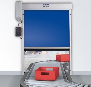Prezentare produs Usi industriale rapide ALBANY ASSA ABLOY - Poza 15
