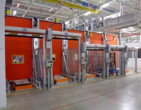 Exemple de utilizare Usi industriale rapide ALBANY ASSA ABLOY - Poza 16